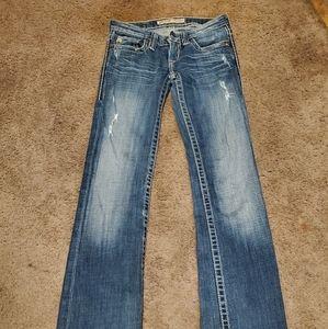 Big star jeans sz 25